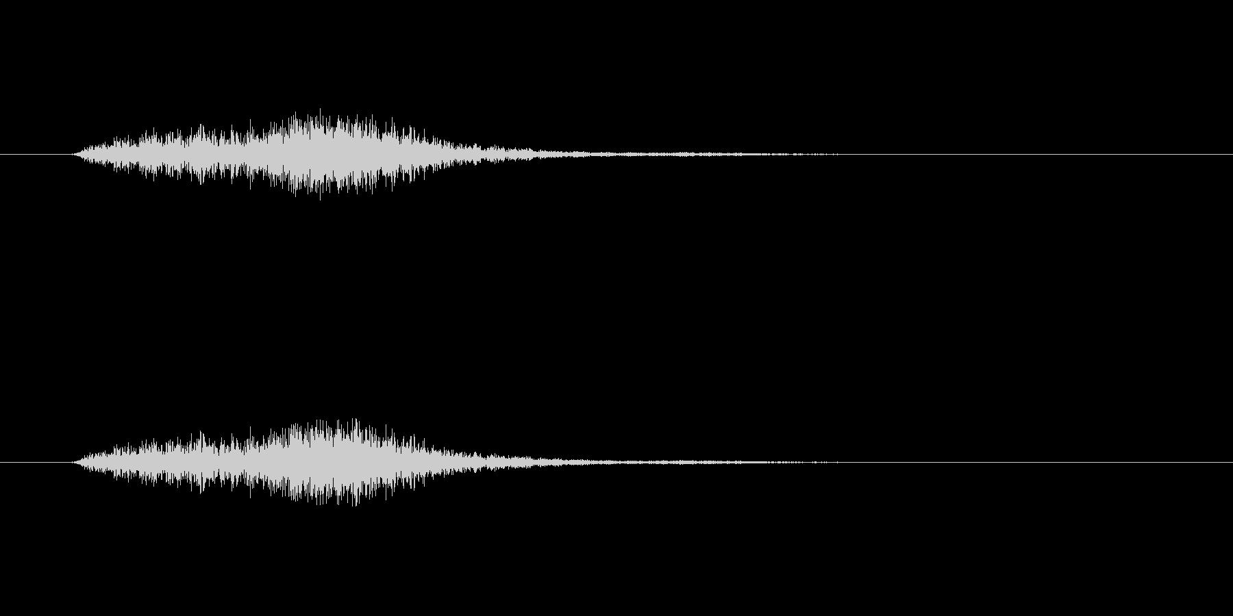 【モンスター02-03】の未再生の波形