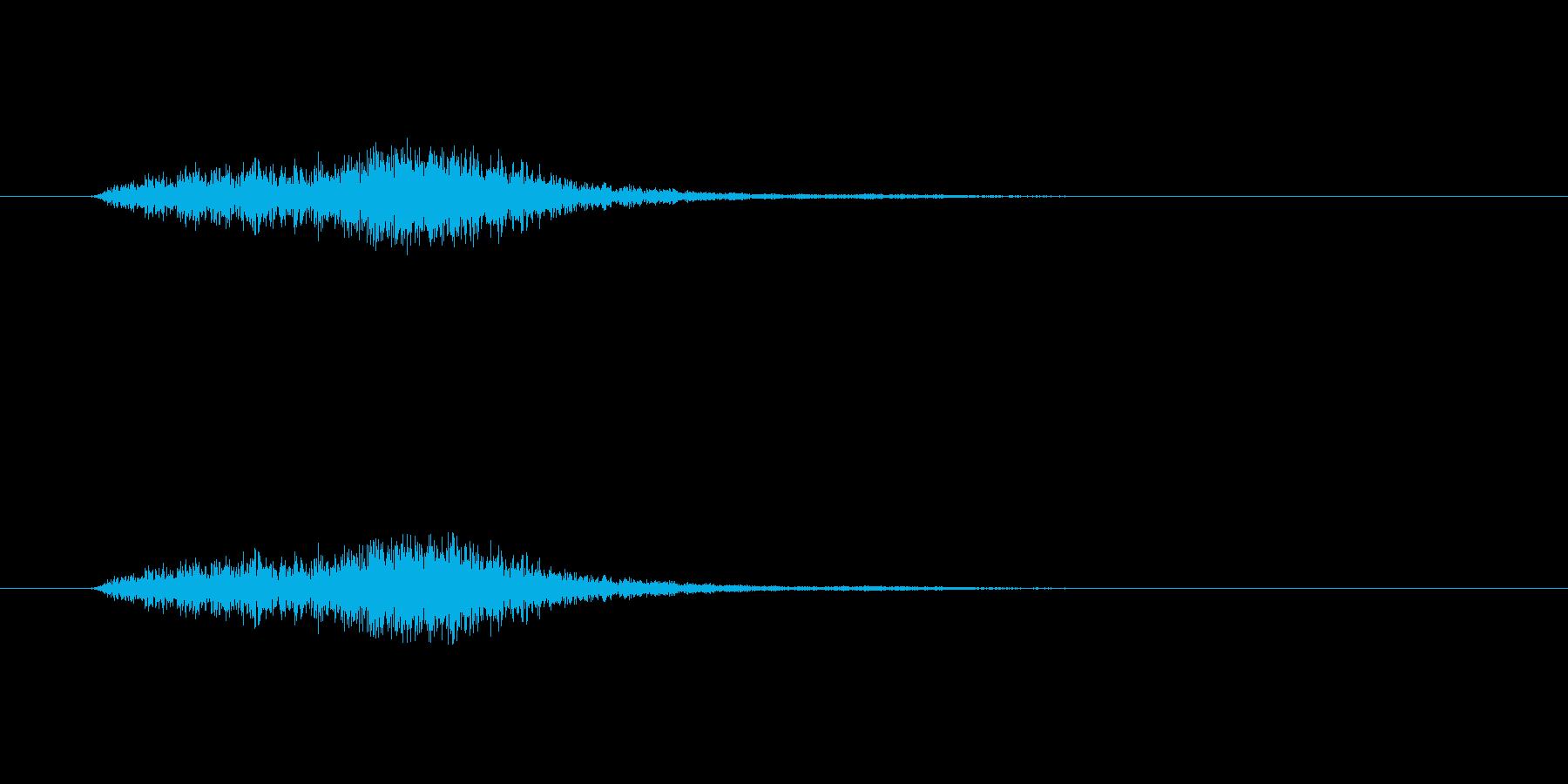 【モンスター02-03】の再生済みの波形