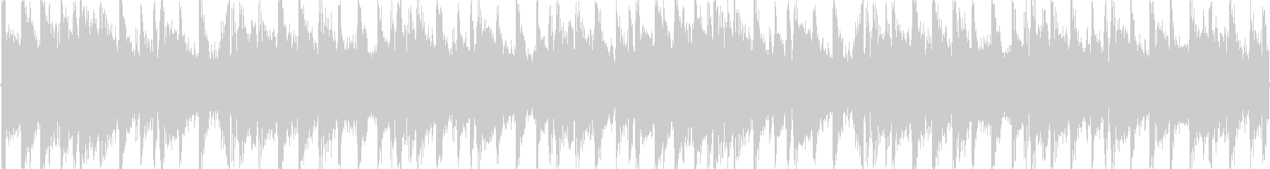 ヒーリングHIPHOPの未再生の波形