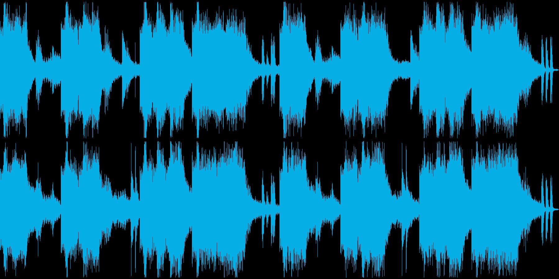 Future/Pop/Retroの再生済みの波形