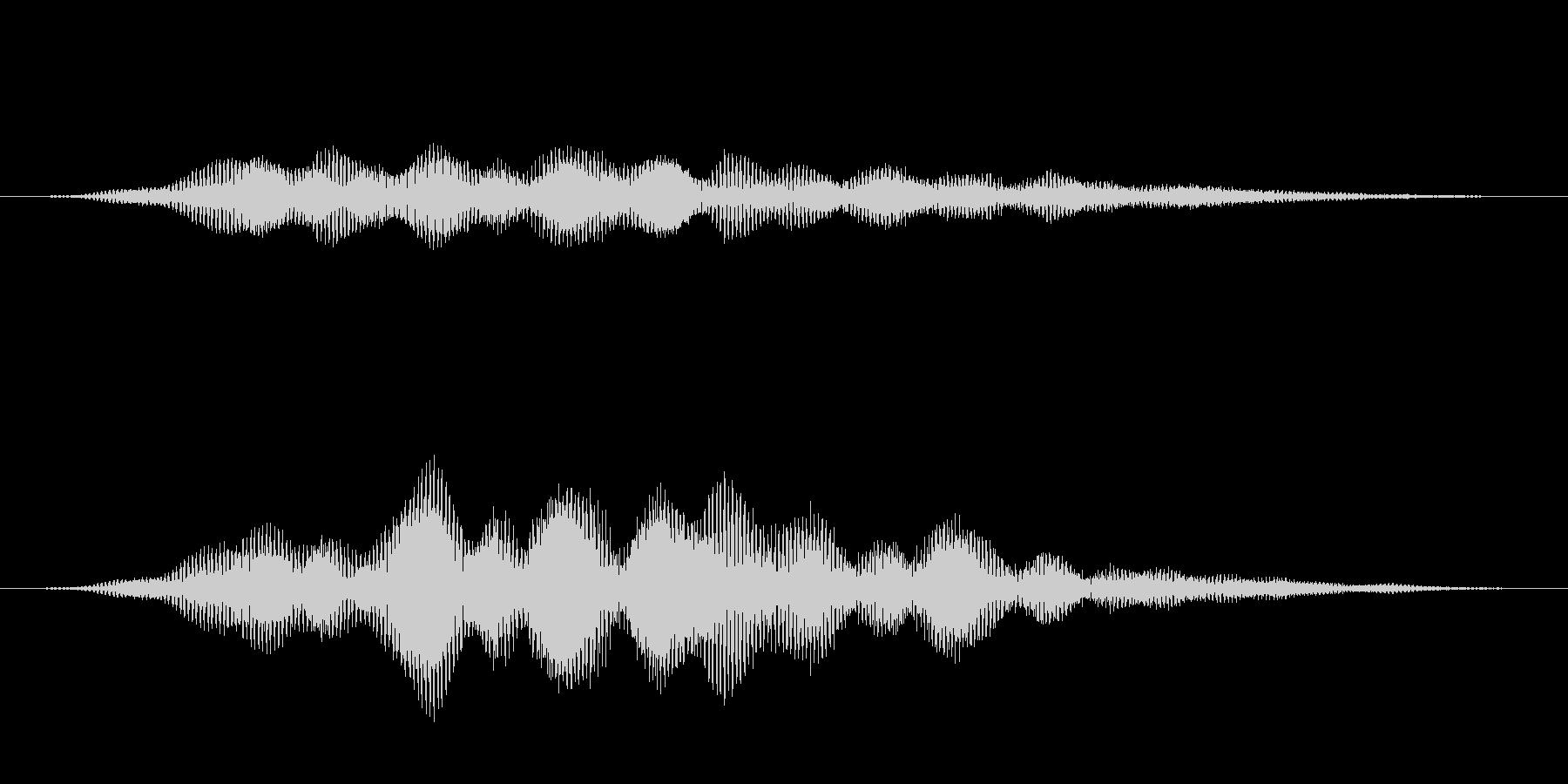 フワーン(Other_Logo02)の未再生の波形
