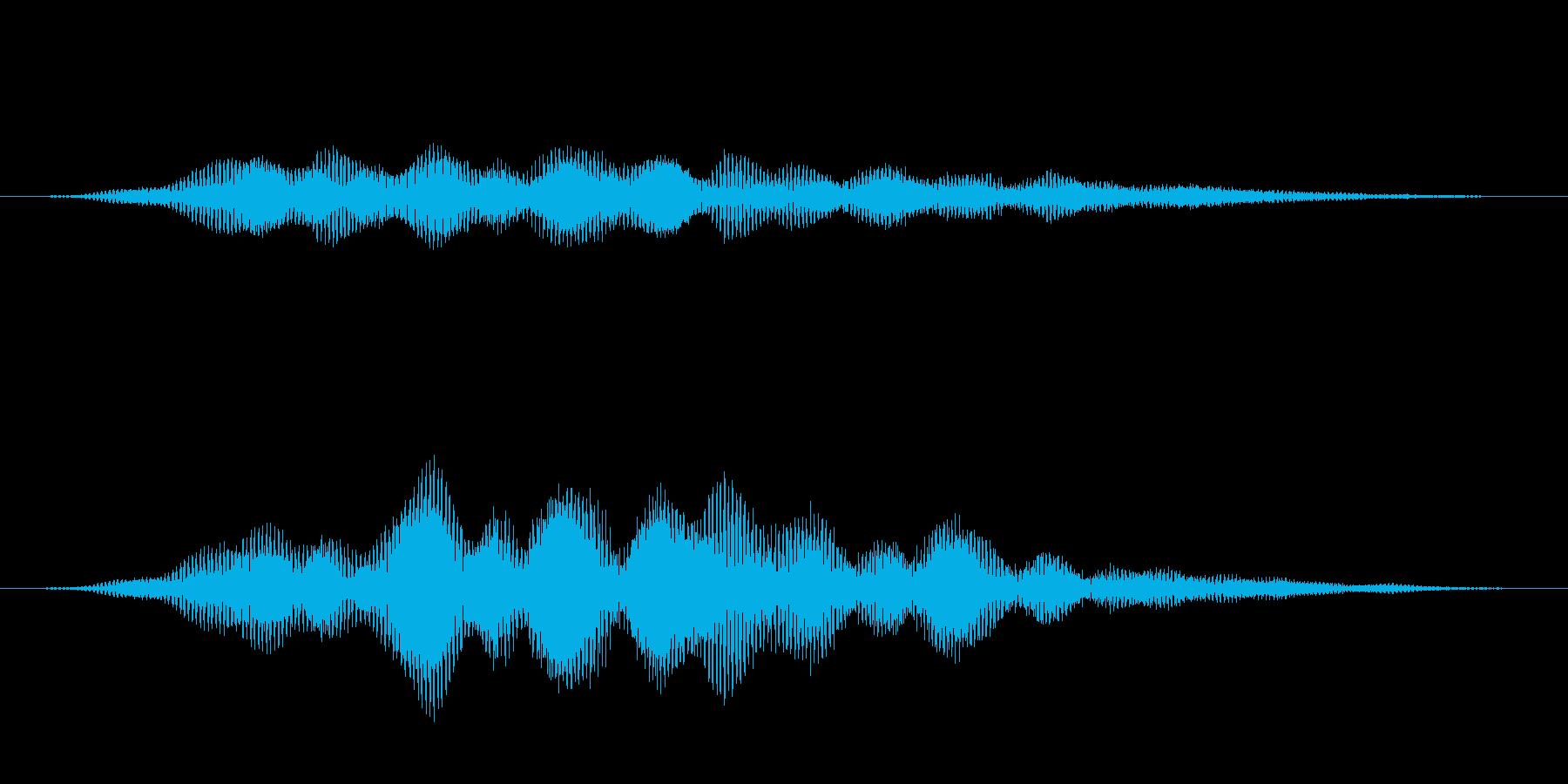 フワーン(Other_Logo02)の再生済みの波形