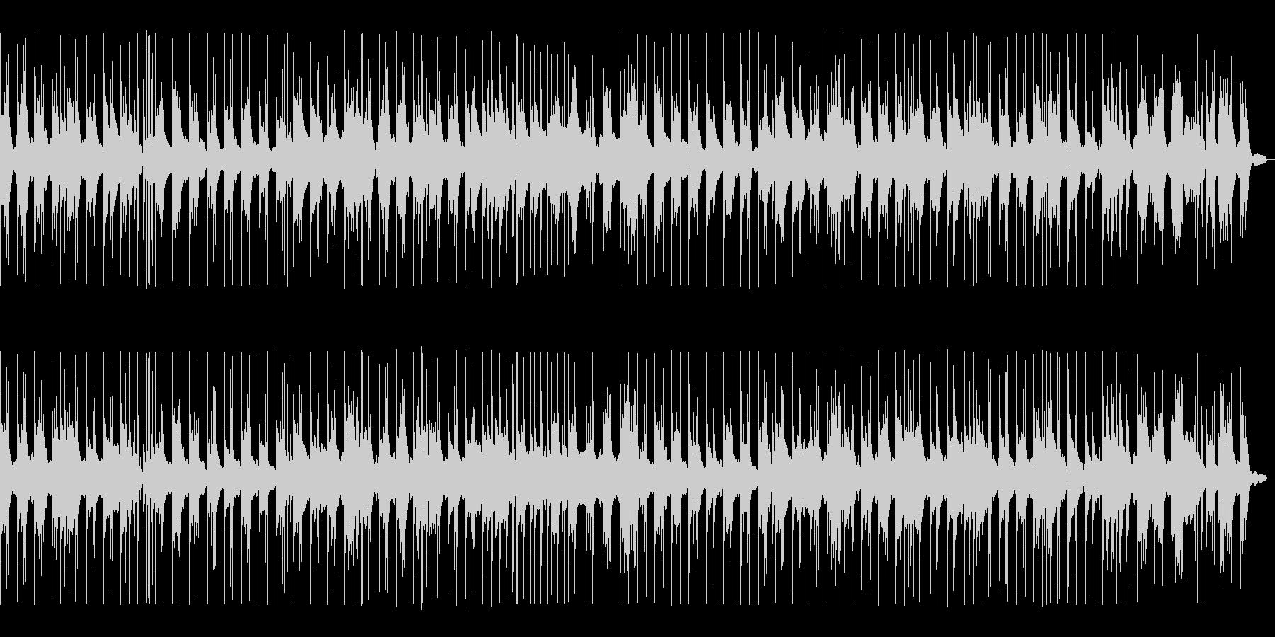 BGM016-02 ピアノソロの落ち着…の未再生の波形