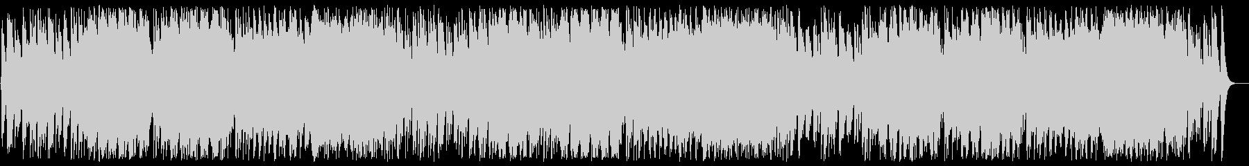 ディンドン空高く オルゴール&Str.の未再生の波形