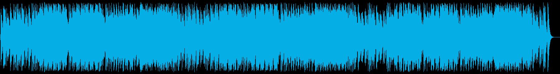 ディンドン空高く オルゴール&Str.の再生済みの波形