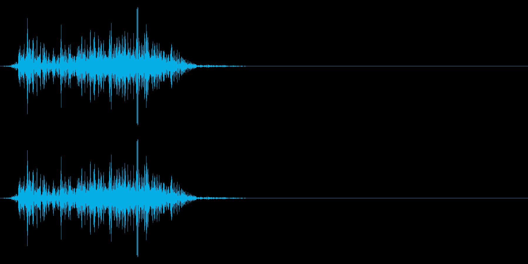 ものを動かす_重め_01の再生済みの波形
