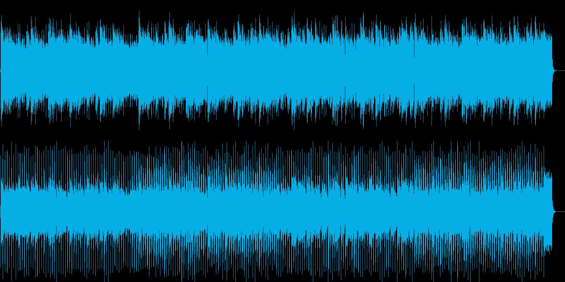 クラシック:ゆったり、上品、優雅、セレブの再生済みの波形