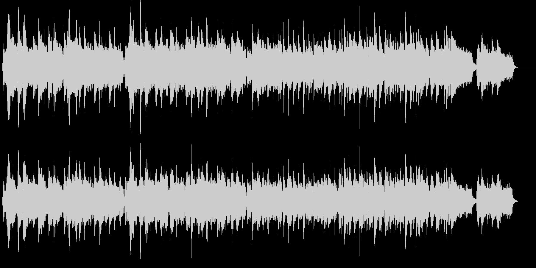アメリカ国歌 アコーディオン カントリーの未再生の波形