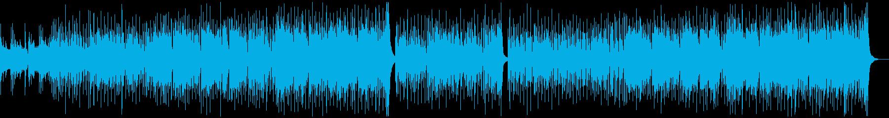ピアニカ生演奏、軽快、楽しい、わくわくの再生済みの波形