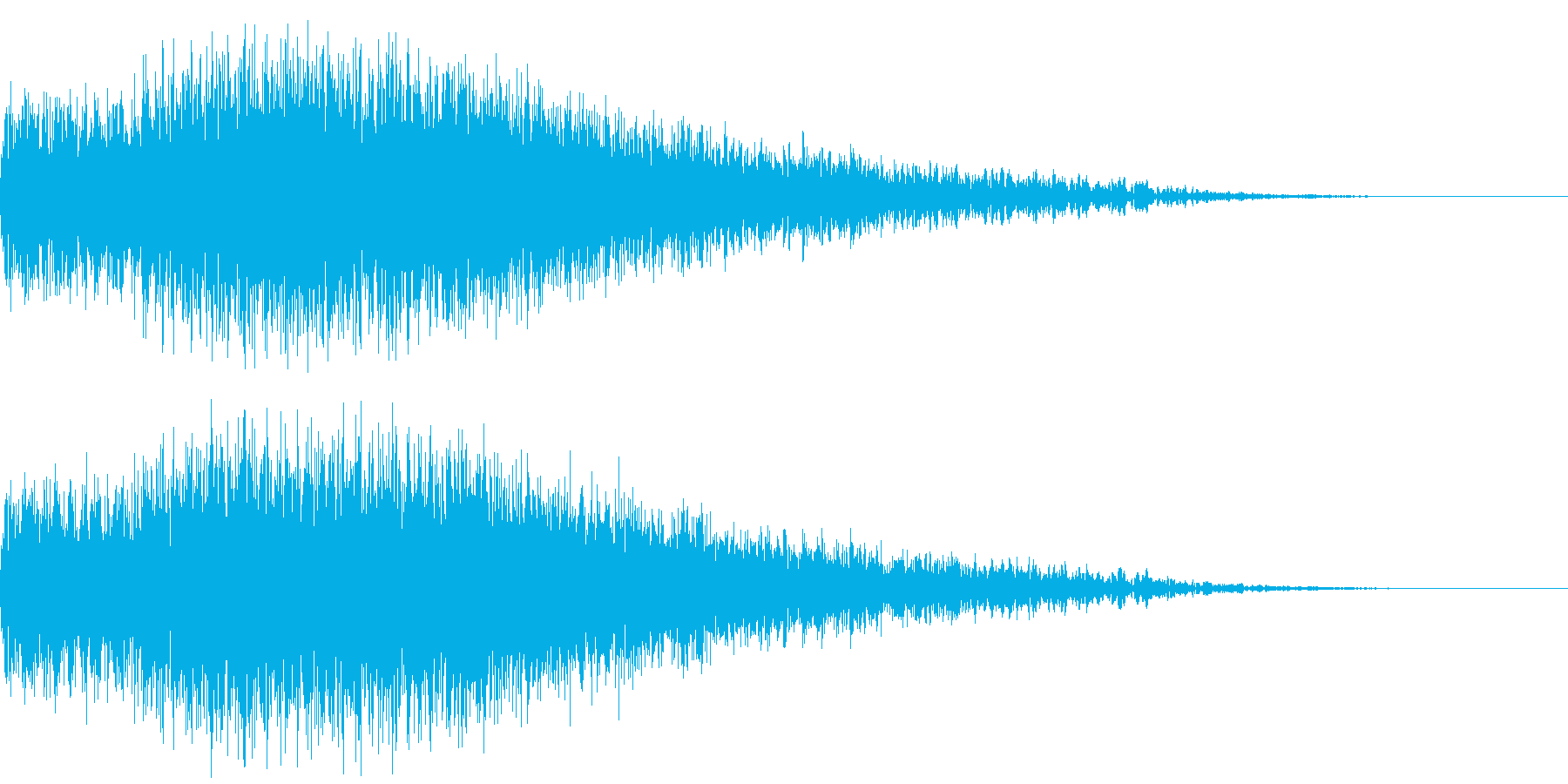 ポーヒー(球体エネルギー攻撃が爆発)の再生済みの波形