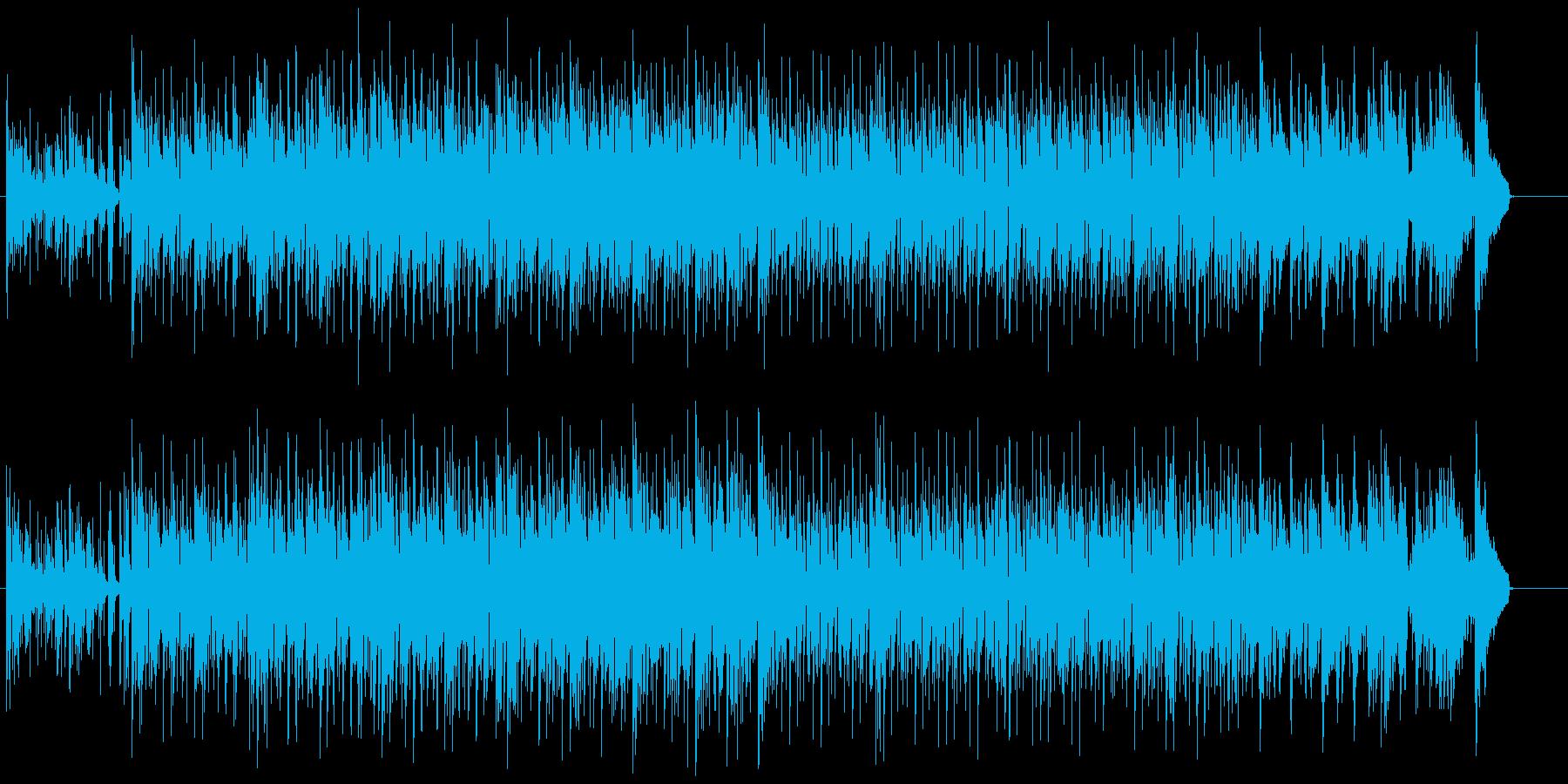 妖艶なアシッド・ジャズ系クラブ・サウンドの再生済みの波形