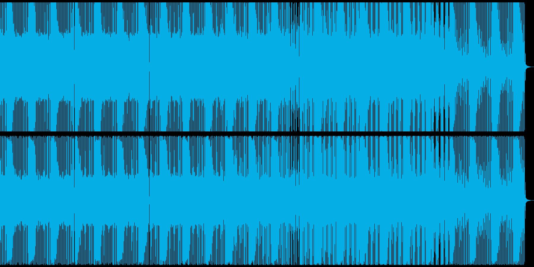 広大美麗minimal dubの再生済みの波形