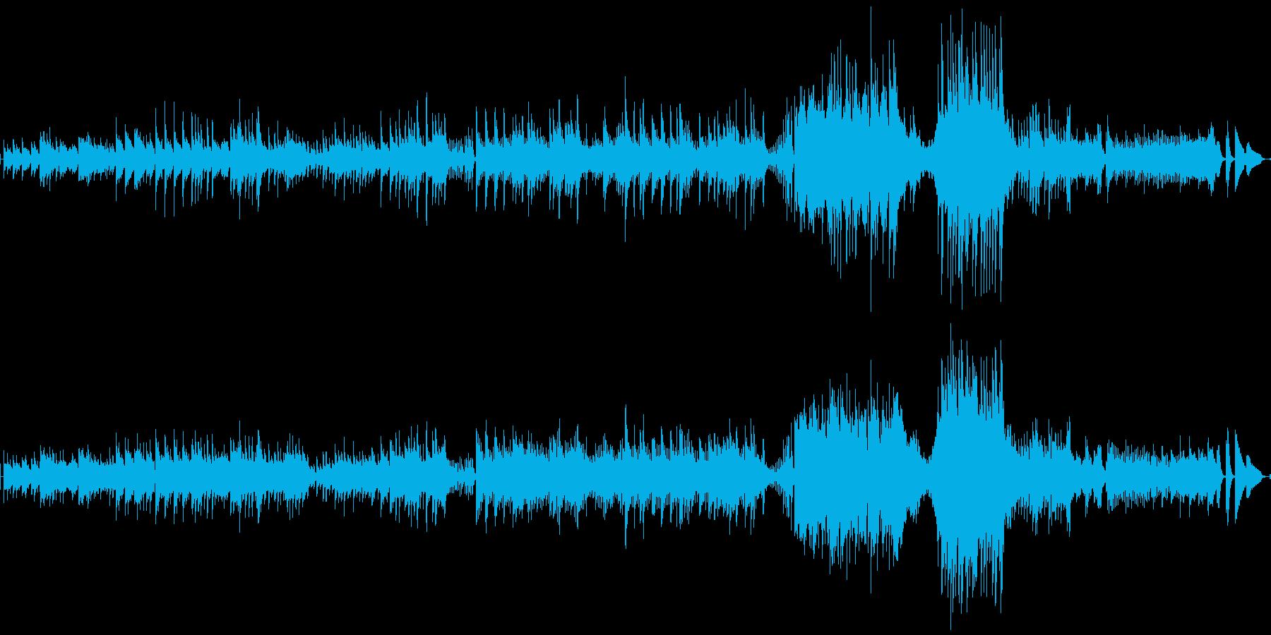 ワルツ 第2番 ピアノソロ版の再生済みの波形