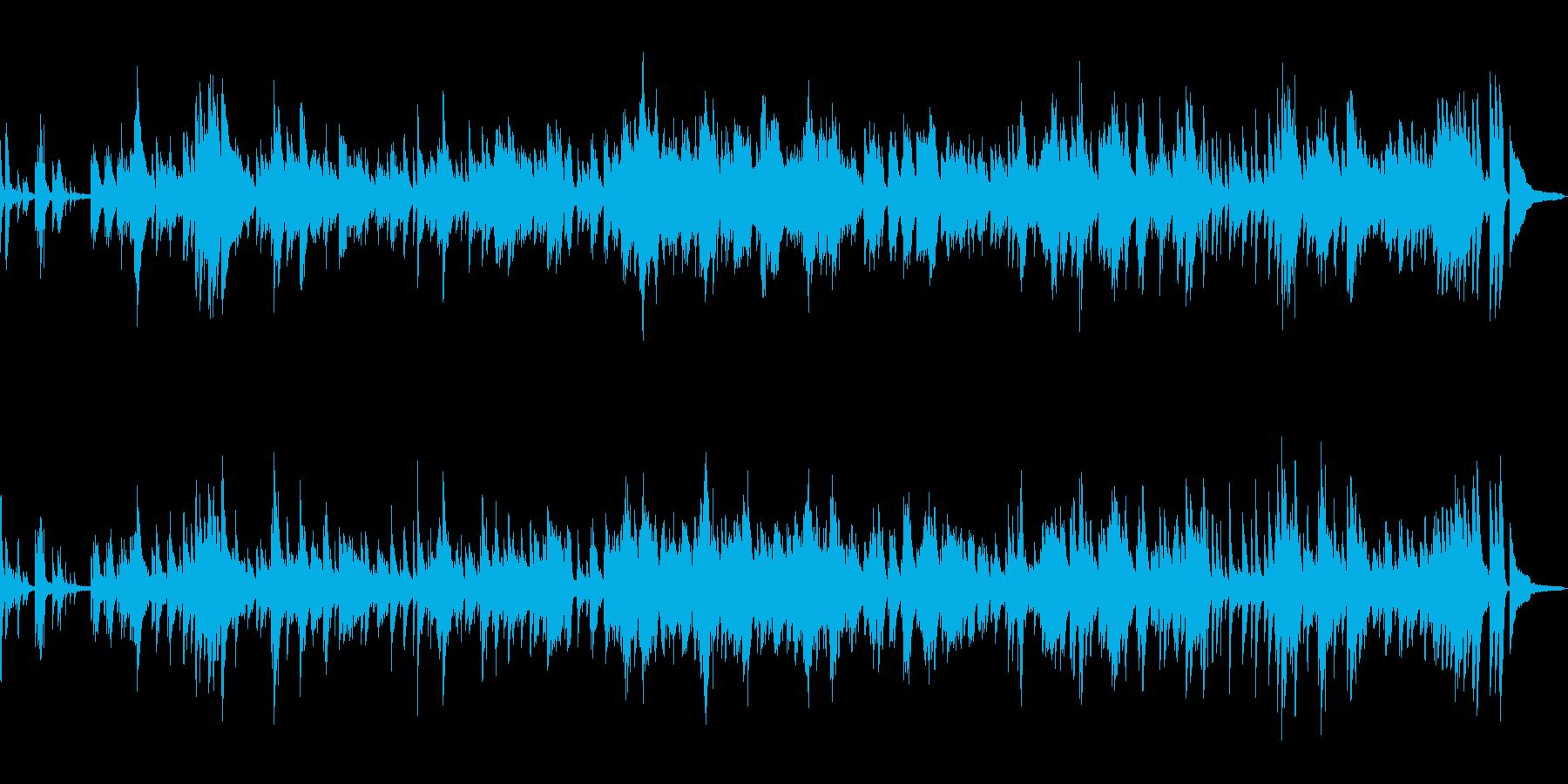 「浜辺の歌」 ソロジャズピアノ生演奏の再生済みの波形