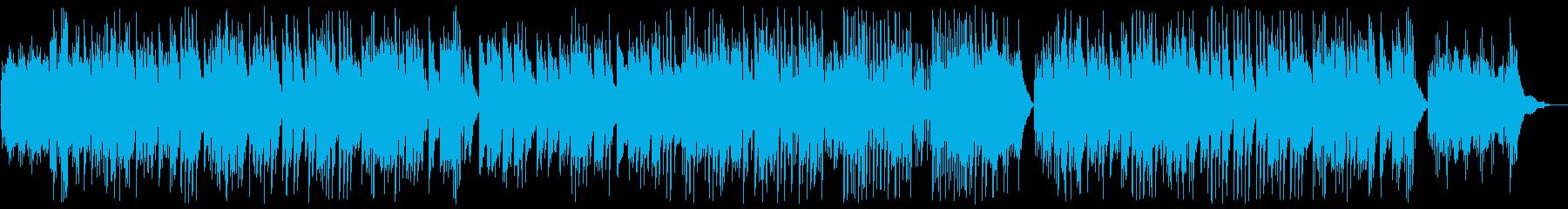 美しく透明感のあるピアノサウンドの再生済みの波形