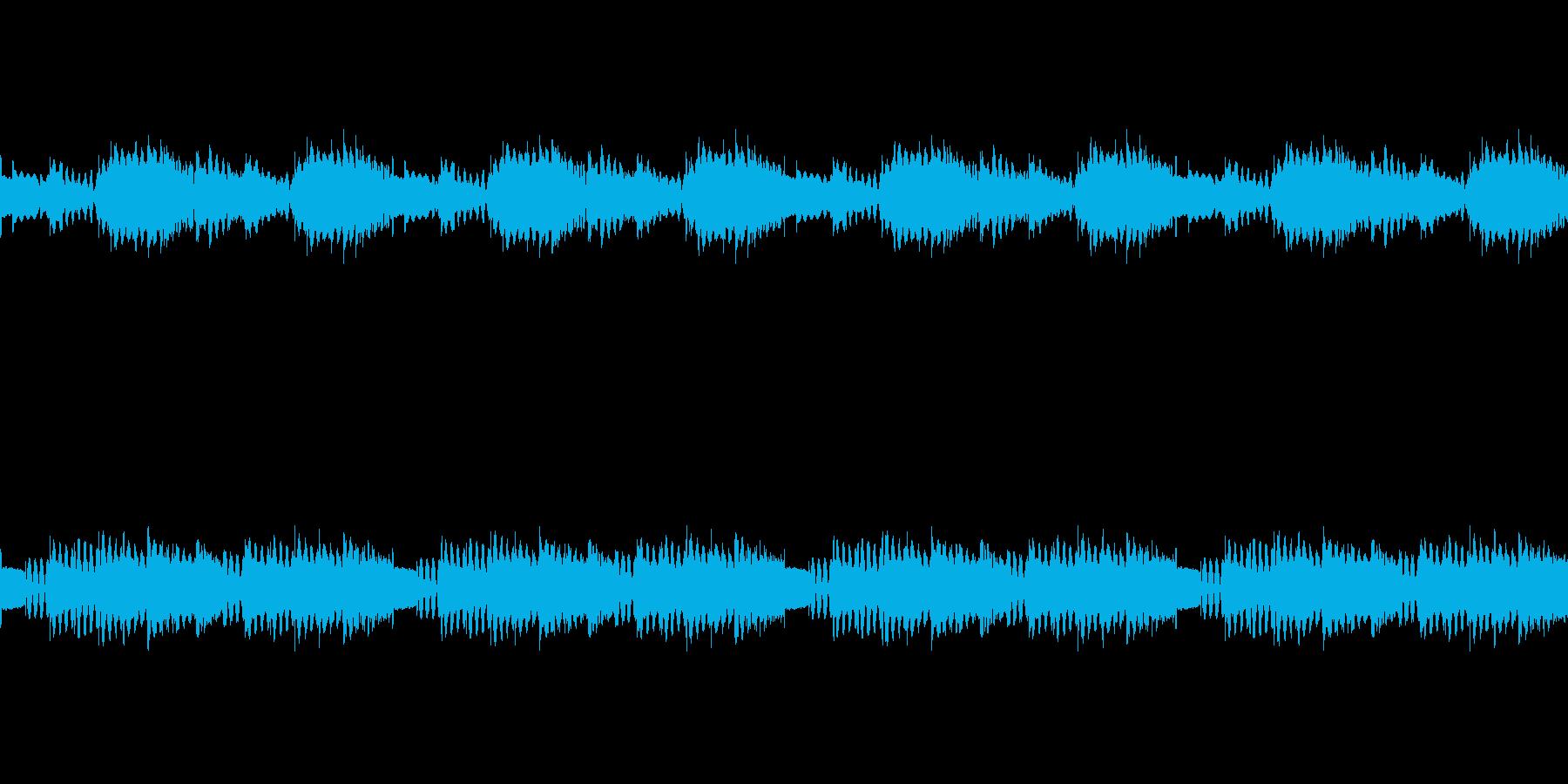 【ホラー/怪談/悲しいシーンに】の再生済みの波形