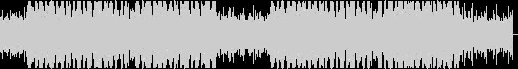 ヴァイオリン&ギターの黄昏ハウスBGMの未再生の波形