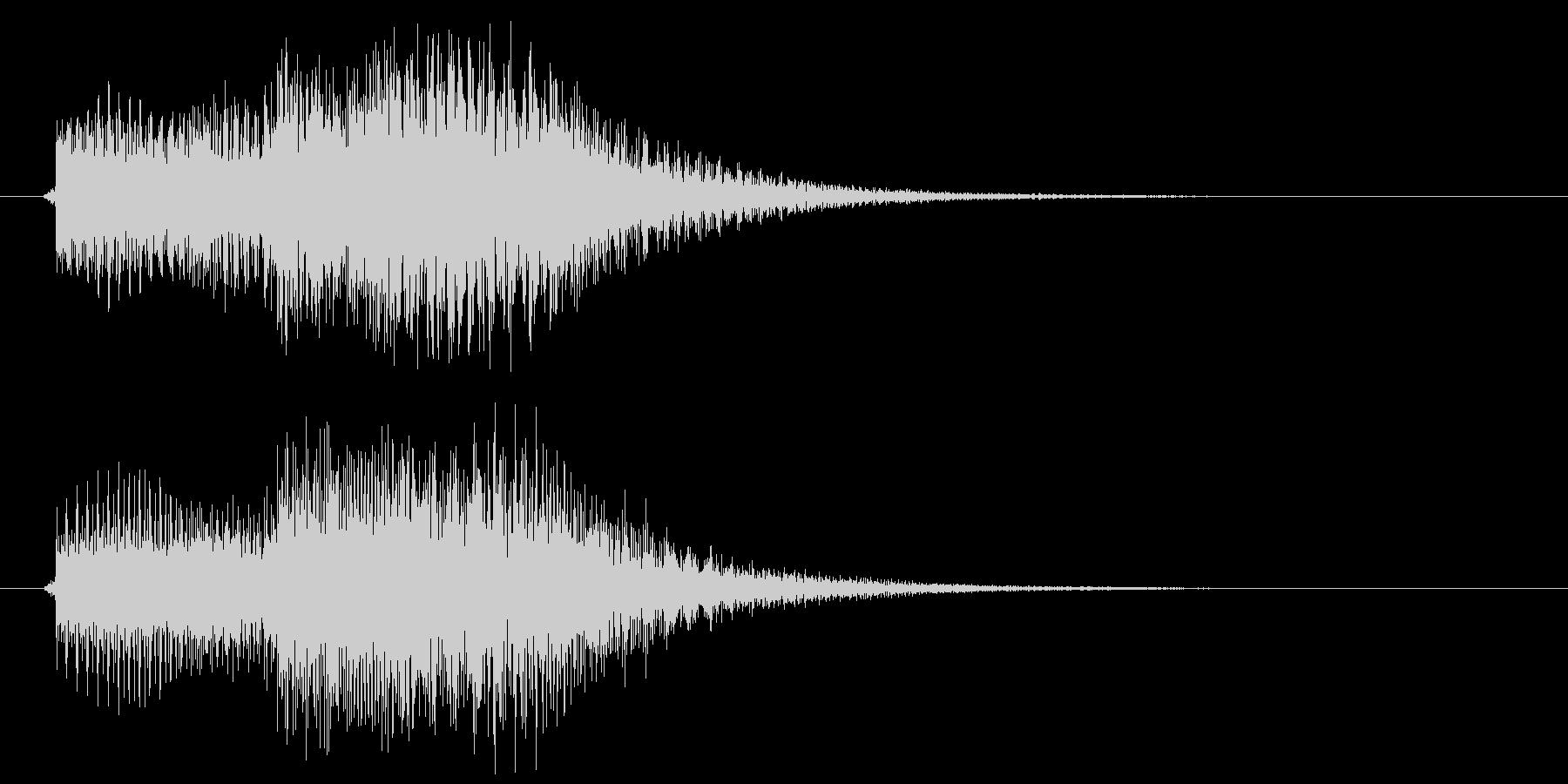 ティトンの未再生の波形