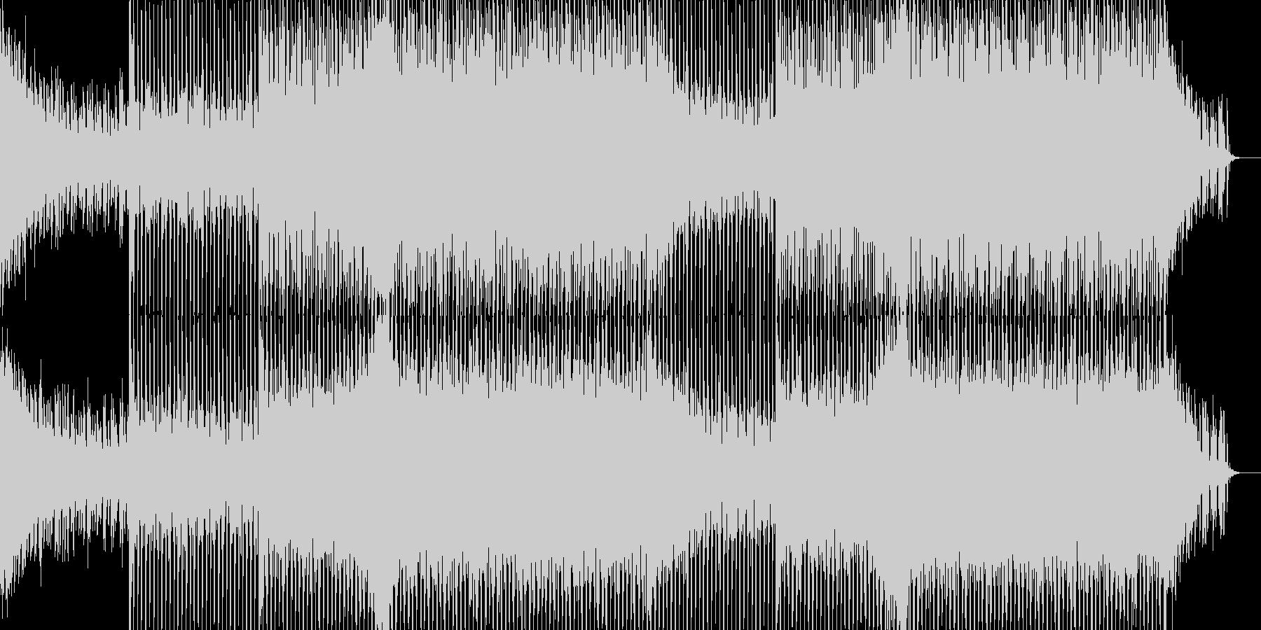 EDMクラブ系ダンスミュージック-100の未再生の波形