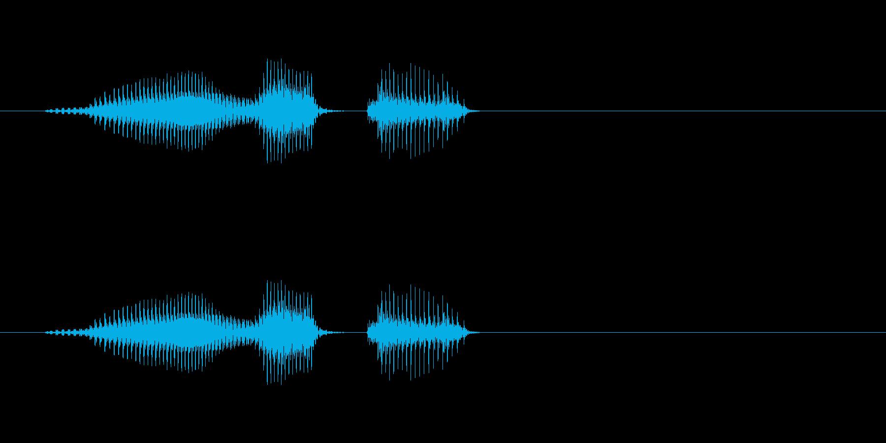 都道府県 - 新潟の再生済みの波形