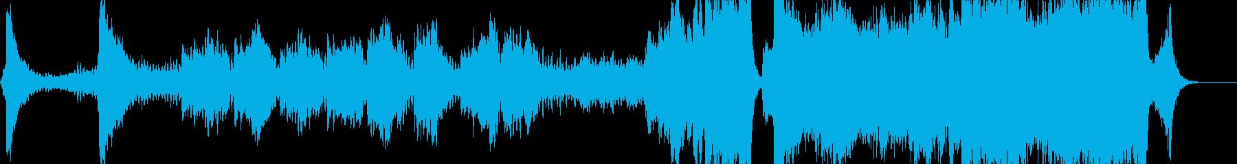 【ベース無し・ドラム無し】エピ…重厚感の再生済みの波形