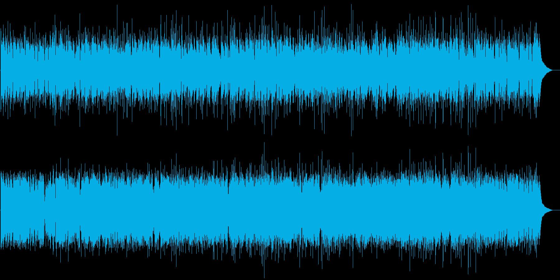 Old Black Joe (ギター)の再生済みの波形
