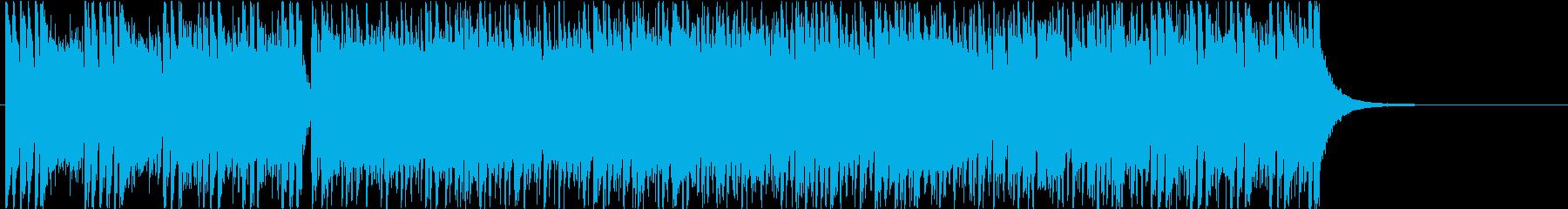 オープニング さわやか 軽快 いきいきの再生済みの波形