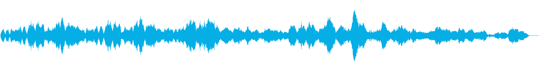 やさしいオーケストラ『愛の挨拶』 の再生済みの波形