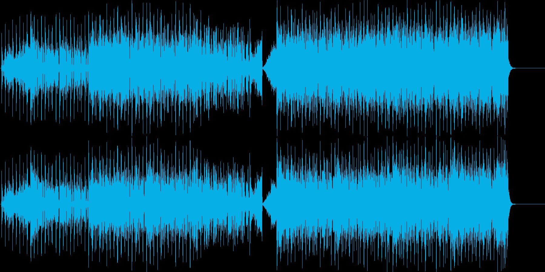 スピード 追跡 緊張 報道 ドキュメントの再生済みの波形