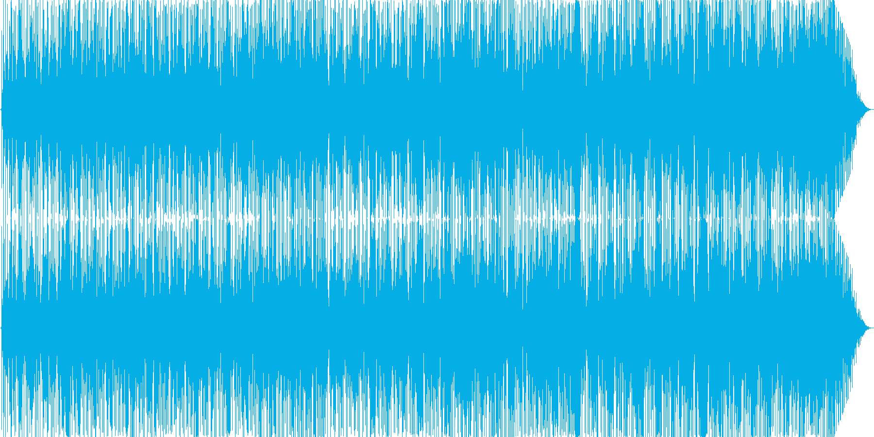 米国人シンガーによるソウルフルなR&Bの再生済みの波形