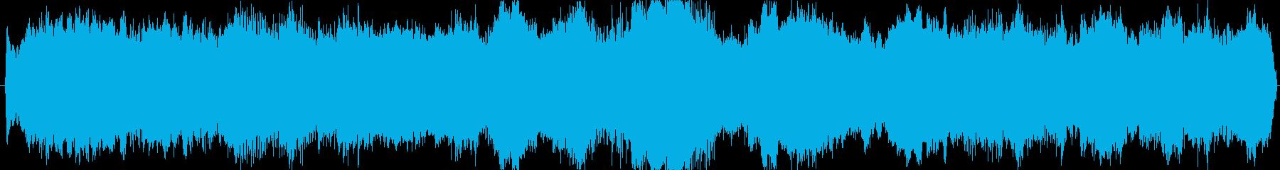 【和風】【琴】【尺八】・ループ再生でき…の再生済みの波形