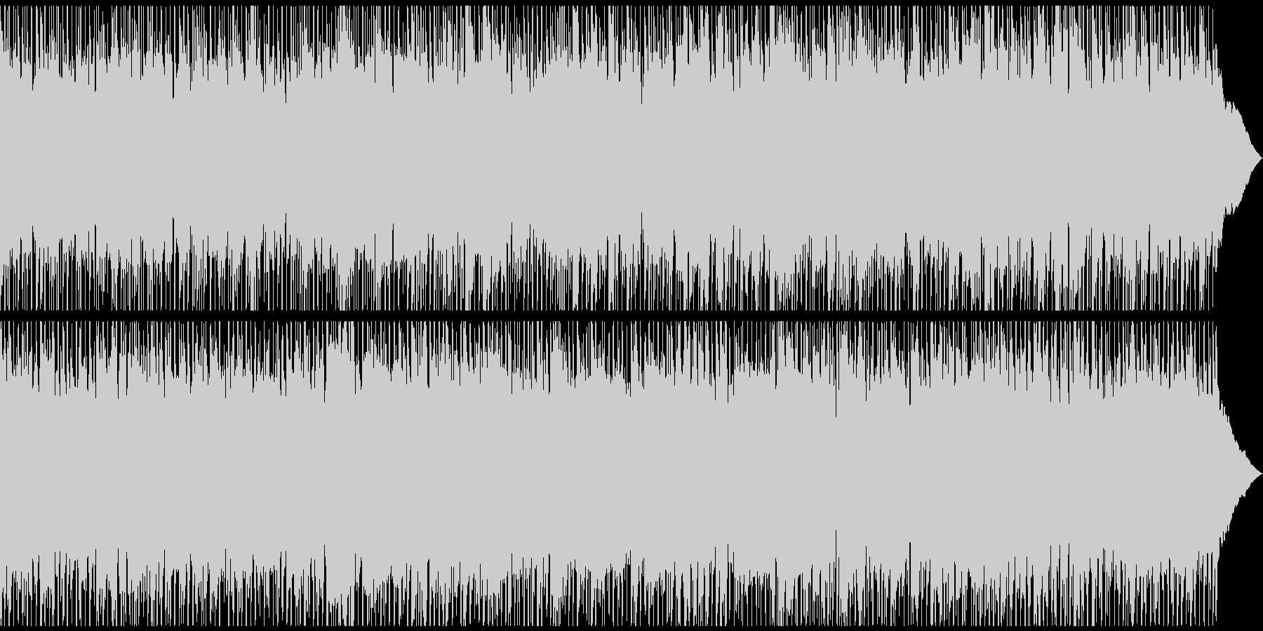 アコギとマリンバによる清涼感溢れるPOPの未再生の波形