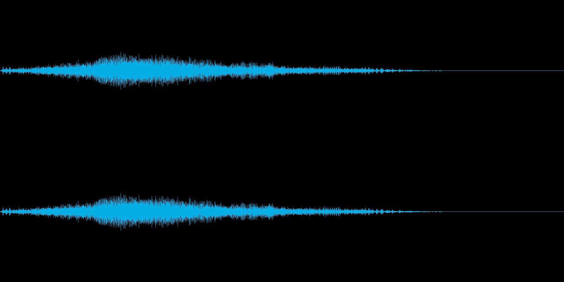 チャック_ファスナー_ジッパー開閉_04の再生済みの波形