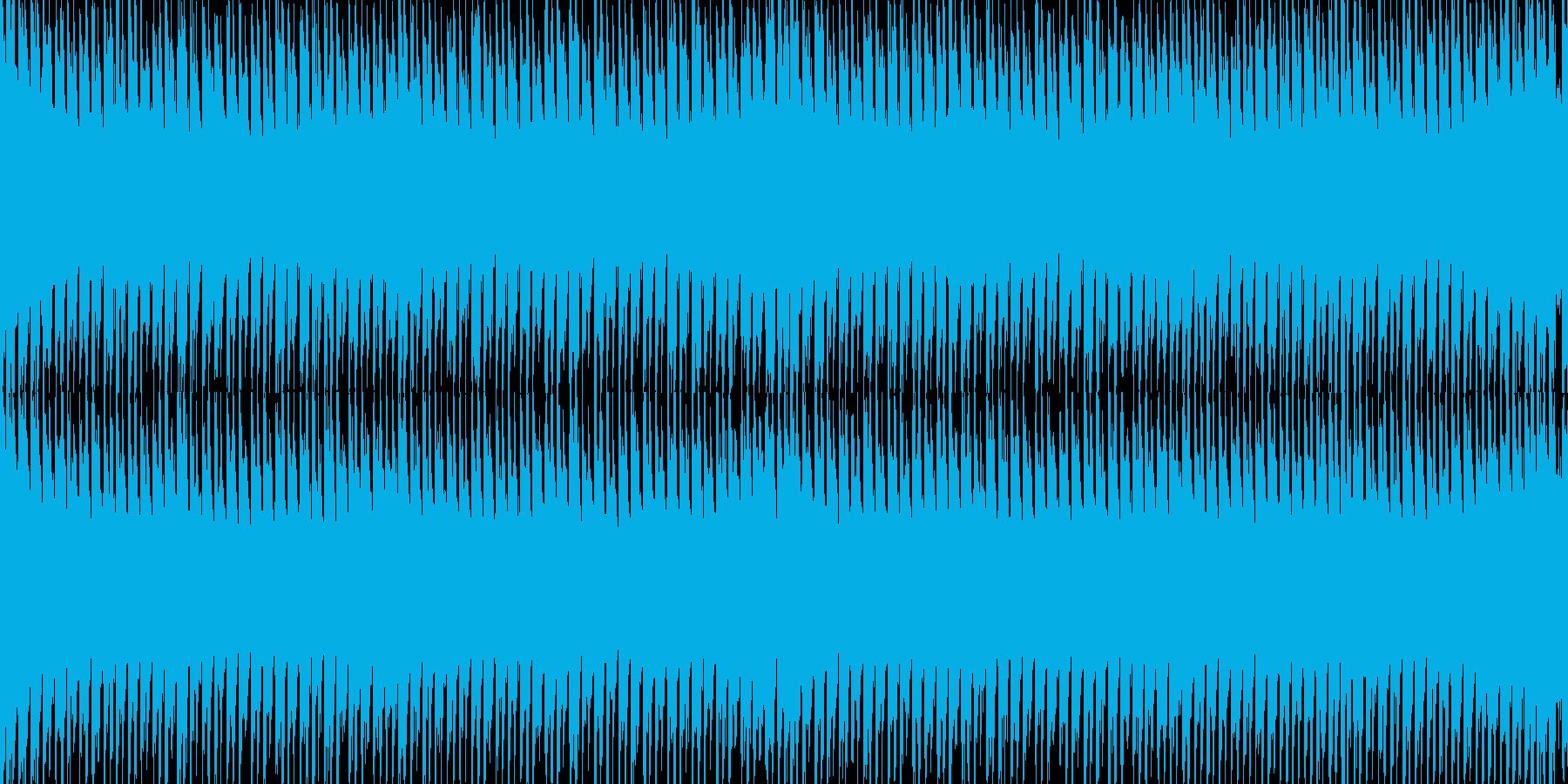 【EDMループ素材】企業・映像制作向きDの再生済みの波形