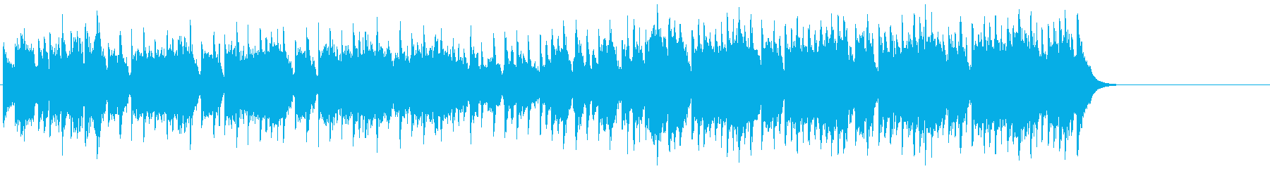 充実したゆったりポップ(イントロ~A…)の再生済みの波形