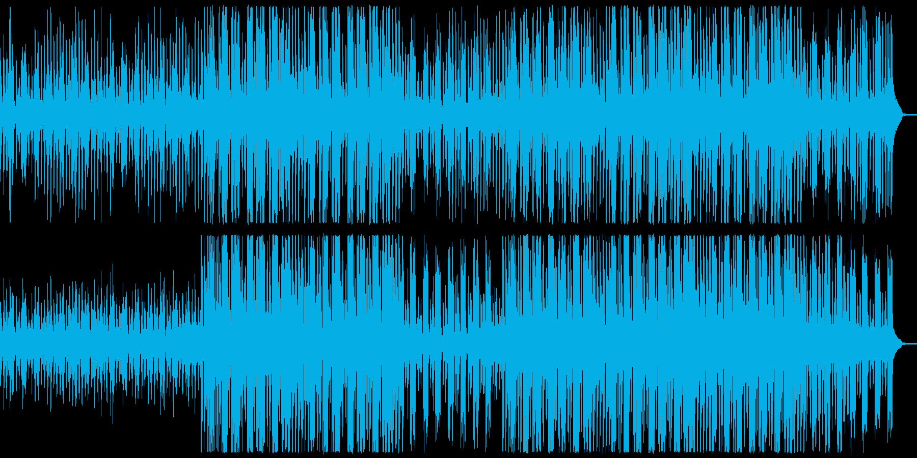 【リズム抜き】明るく軽快なアンサンブルの再生済みの波形