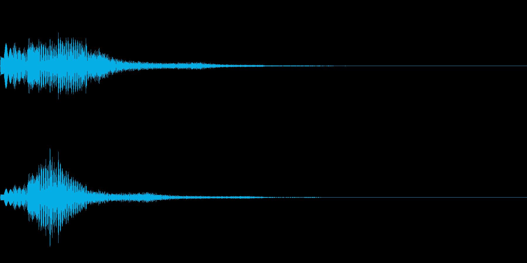 楽器 エレピ サウンド Jazzyの再生済みの波形