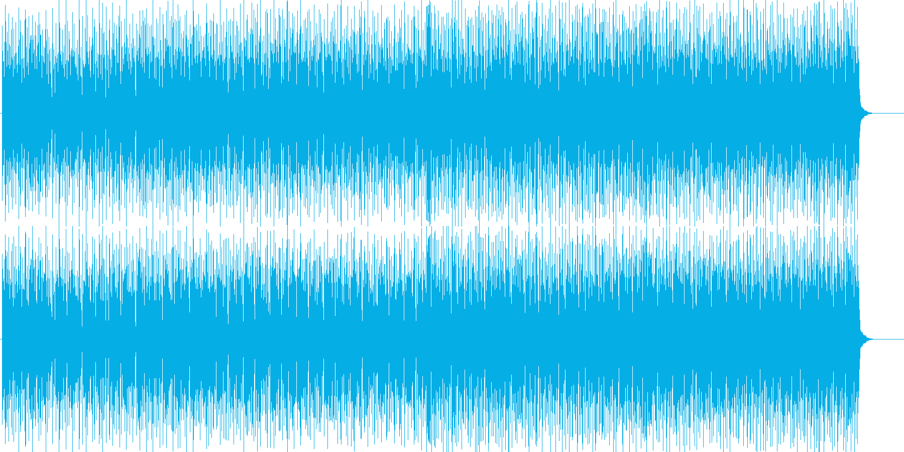謎、楽しい、わくわく、クイズ、淡々の再生済みの波形
