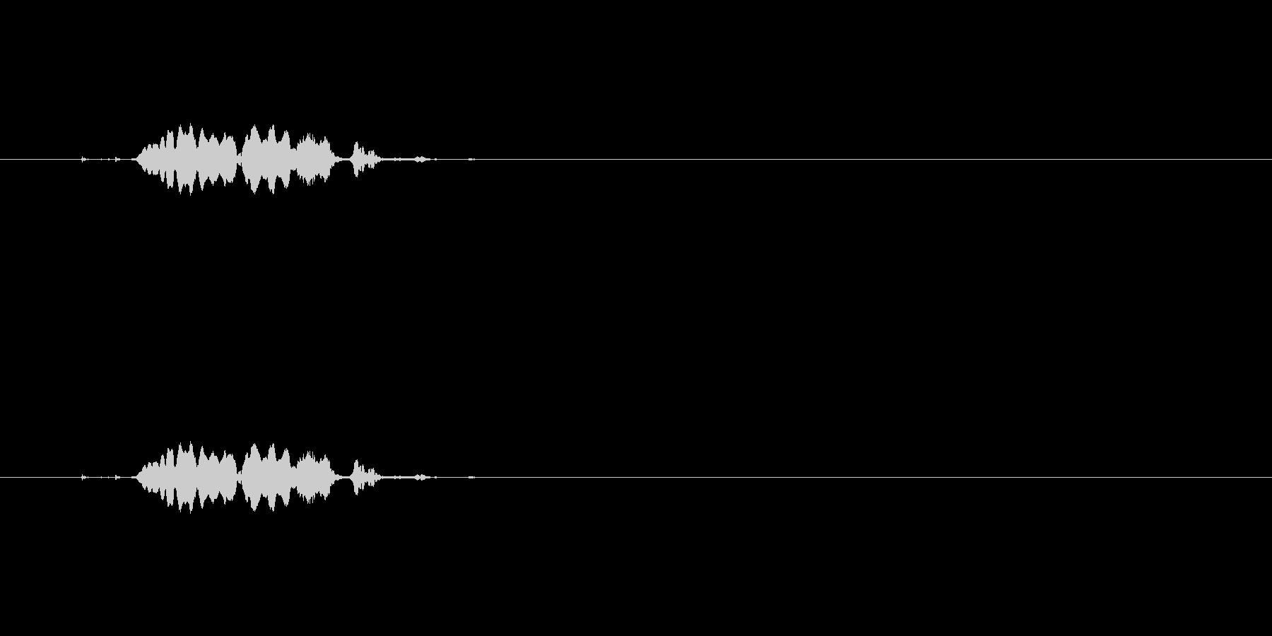 【南京錠01-フック1】の未再生の波形