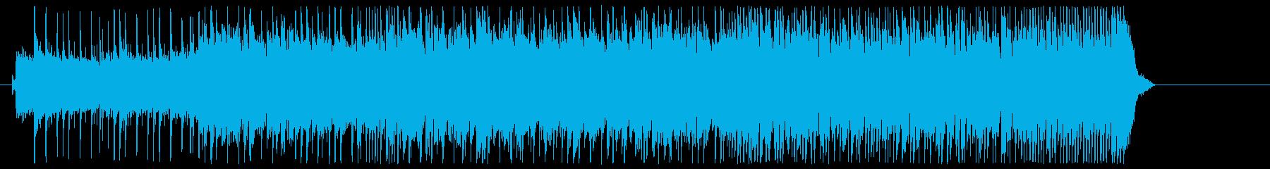 スポーツ スピード ドライブ 挑戦の再生済みの波形