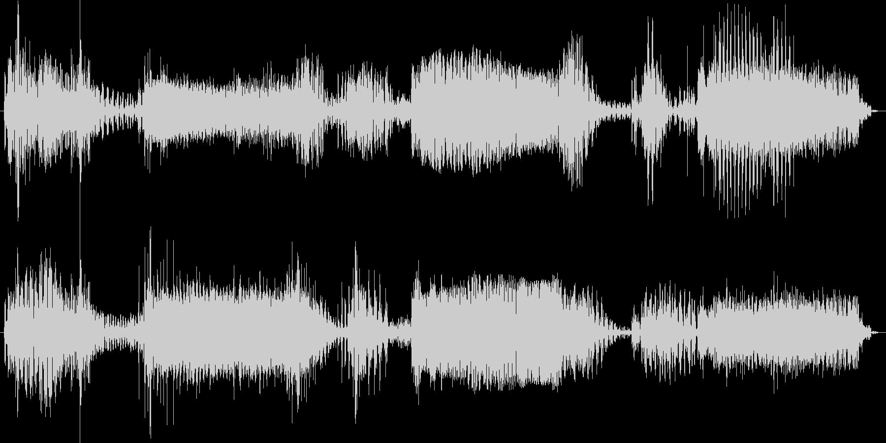 ズクジャラズクジャラ (戦闘開始音)の未再生の波形