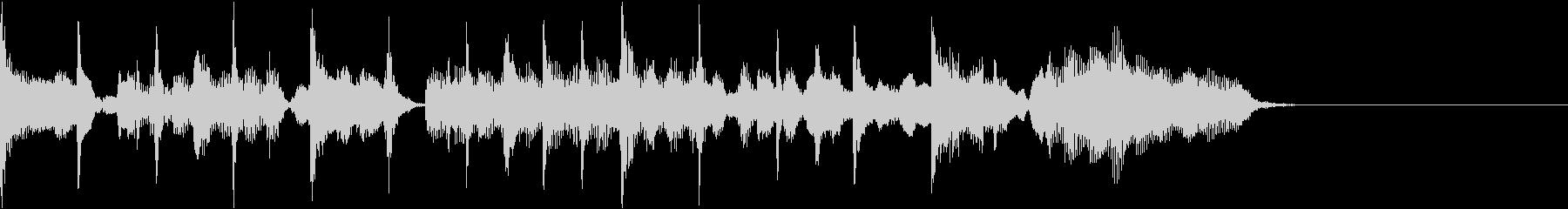コーナータイトル_エレピR&B の未再生の波形