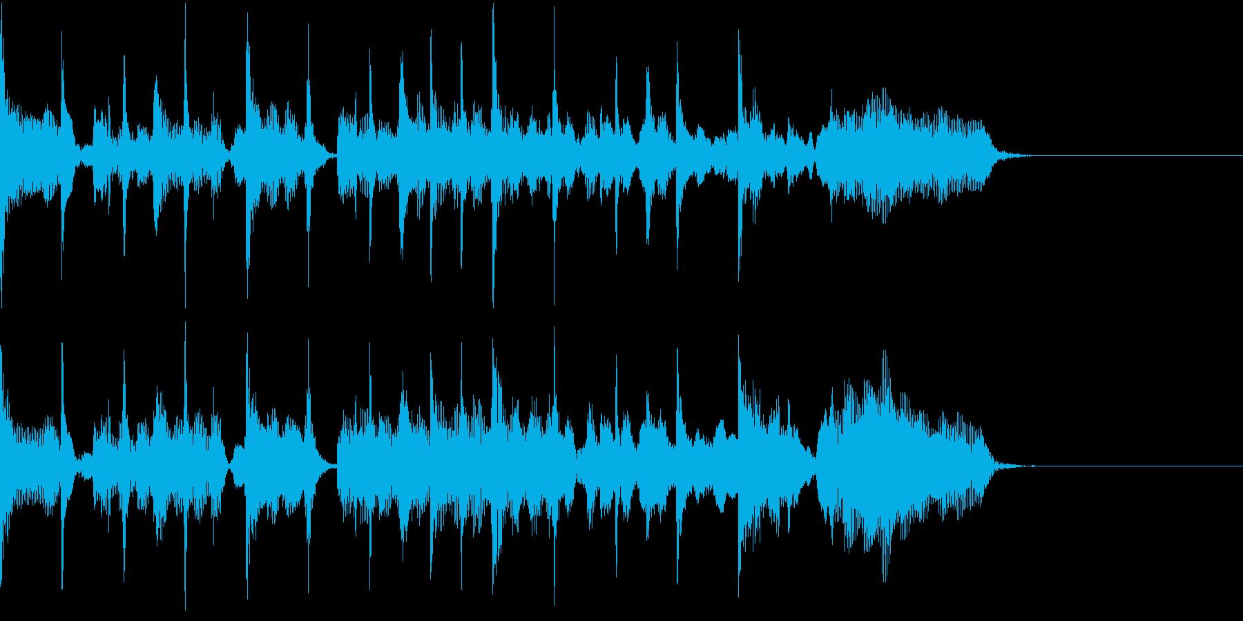 コーナータイトル_エレピR&B の再生済みの波形