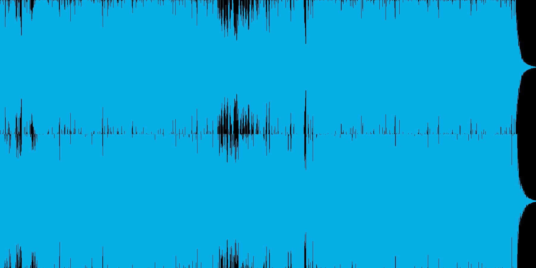映画・ゲーム用バトルBGM17の再生済みの波形