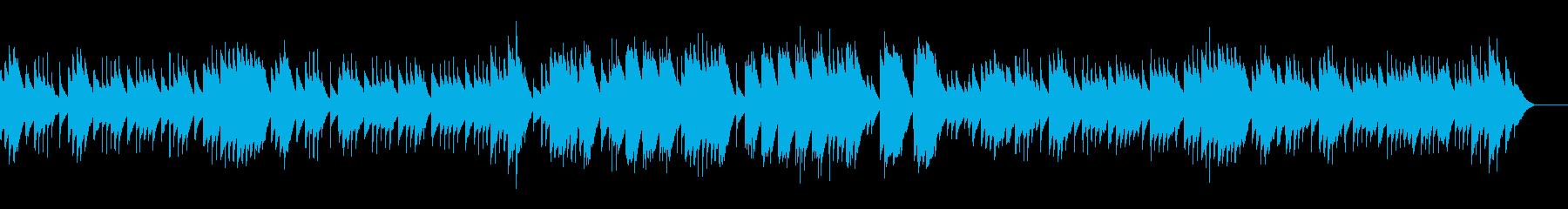 ポンキエッリ 時の踊り (オルゴール)の再生済みの波形