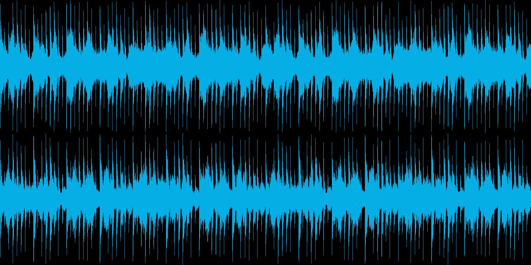 【ムードたっぷりなシーンに最適BGM】の再生済みの波形