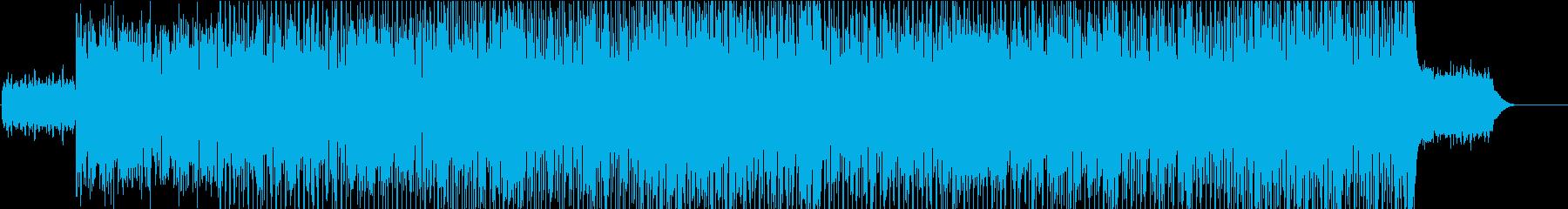 未来 科学 謎 あやしい 緊張 追跡 夜の再生済みの波形