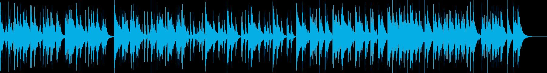 日本伝統音楽6(和太鼓)の再生済みの波形