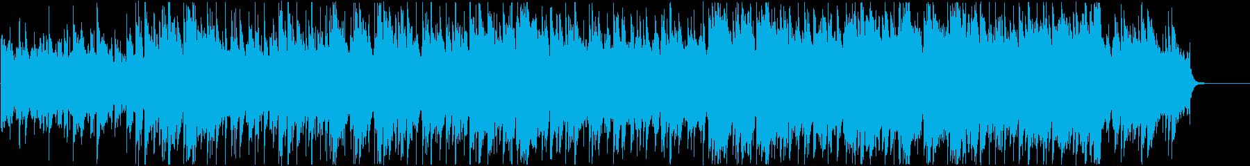 エンディング 感動 ブライダル 切ないの再生済みの波形