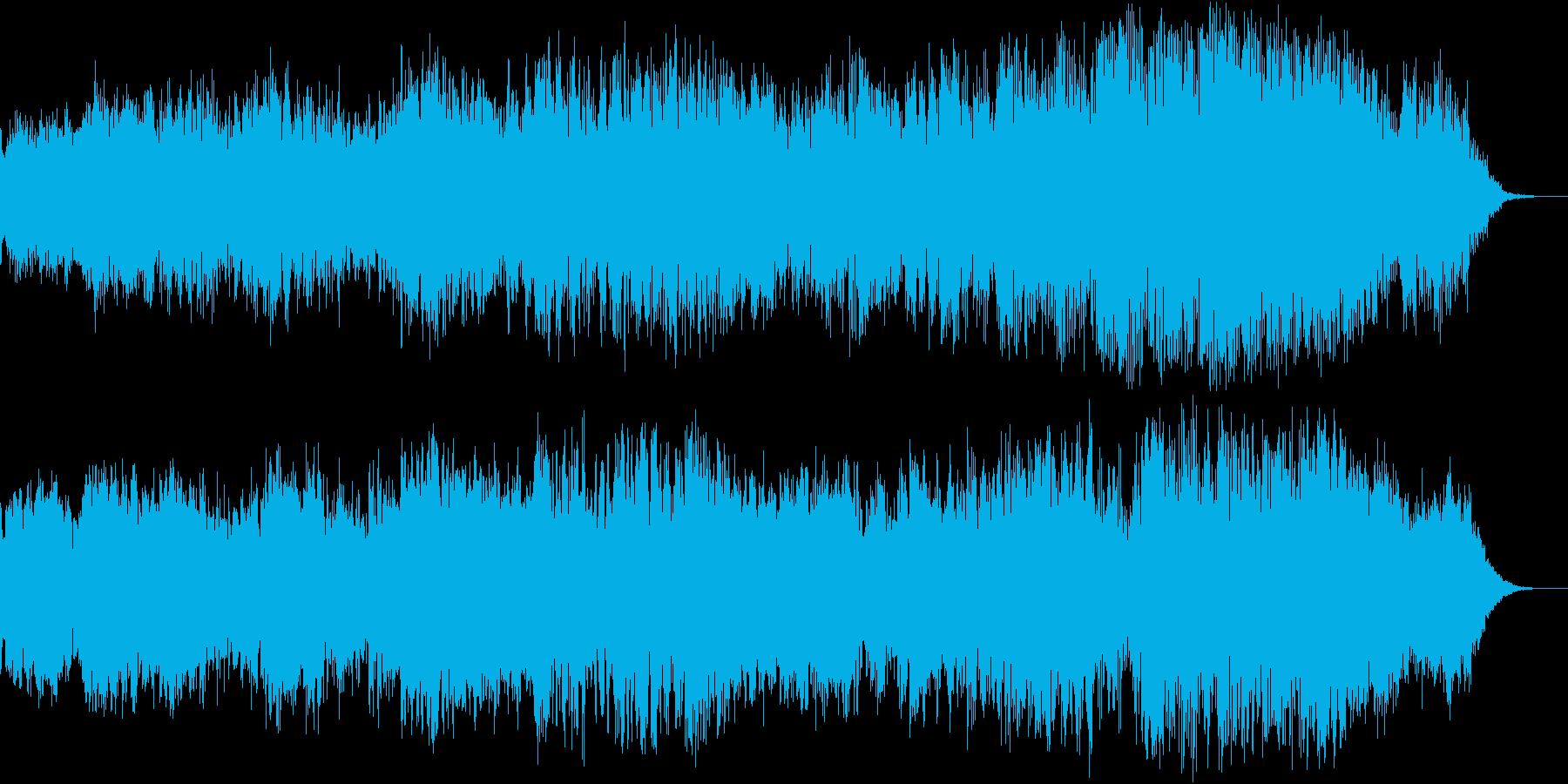 アンビエント ドラマ サスペンス スペ…の再生済みの波形